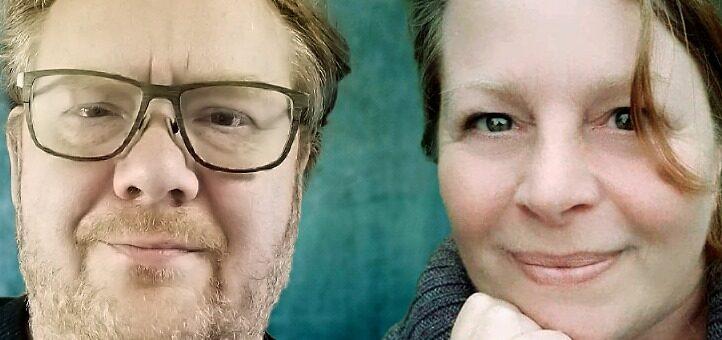 Dobbelt healing med Per Mygind og Kamilla Landsholt